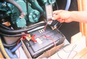 Permis Bateau Rouen Normandie Batterie