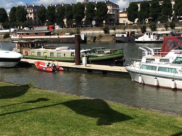 Permis Bateau Rouen Grande Plaisance Normandie