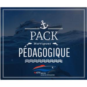 Pack Pédagogique ENF Rouen Permis Bateaux Normandie Cotier Fluvial Hauturier Grande Plaisance